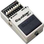 Pedal Boss GE-7 Equalizer para Guitarra - Transa Som Instrumentos Musicais