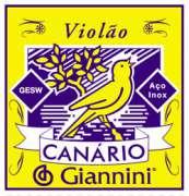 Encordoamento Giannini para Violão Aço Série Canário GESW - Transa Som Instrumentos Musicais