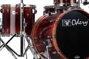 Bateria Acústica Eyedentity EYE.20 Explosion + Tom 12 - Odery - Transa Som Instrumentos Musicais