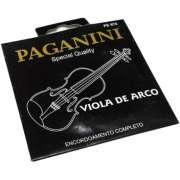 Encordoamento Paganini p/ Viola de Arco 4 cordas, PE-970 - Transa Som Instrumentos Musicais