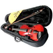 Violino Nhureson 1/2 Estudante - Completo - Transa Som Instrumentos Musicais
