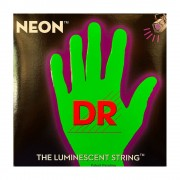 Encordoamento DR para Guitarra Neon NGE Verde - 0.09 - 0.42