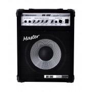 Cubo Master Audio Kickback BX100, Amplificador p/ Contrabaixo, 100W