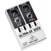 Direct Box Behringer Ultra-DI DI20, Duplo
