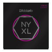 Encordoamento D Addario para Guitarra NYXL .009-.042