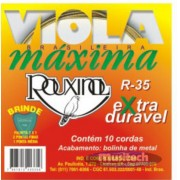 Encordoamento Rouxinol p/ Viola M�xima R35