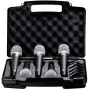 Kit de Microfones Superlux PRA D5 s/ Chave On/Off