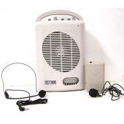 Kit Professor CSR T 221 Usb, Mini Amplificador Port�til - Transa Som Instrumentos Musicais