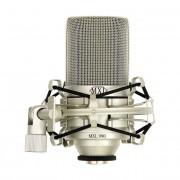 Microfone Condensador MXL 990 - Transa Som Instrumentos Musicais