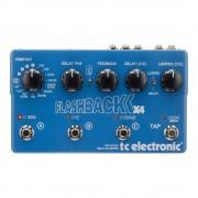 Pedal TC Electronic Flashback X4 Delay para Guitarra