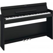 Teclado Musical Yamaha Piano Arius YDP S51 Preto, 88 Teclas c/ Fonte