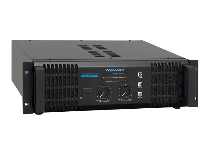 Amplificador de Potência Oneal OP 8500  - Transa Som Instrumentos Musicais