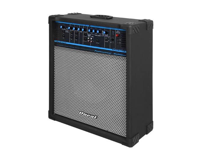 Caixa Amplificada Multiuso Oneal OCM 812  - Transa Som Instrumentos Musicais