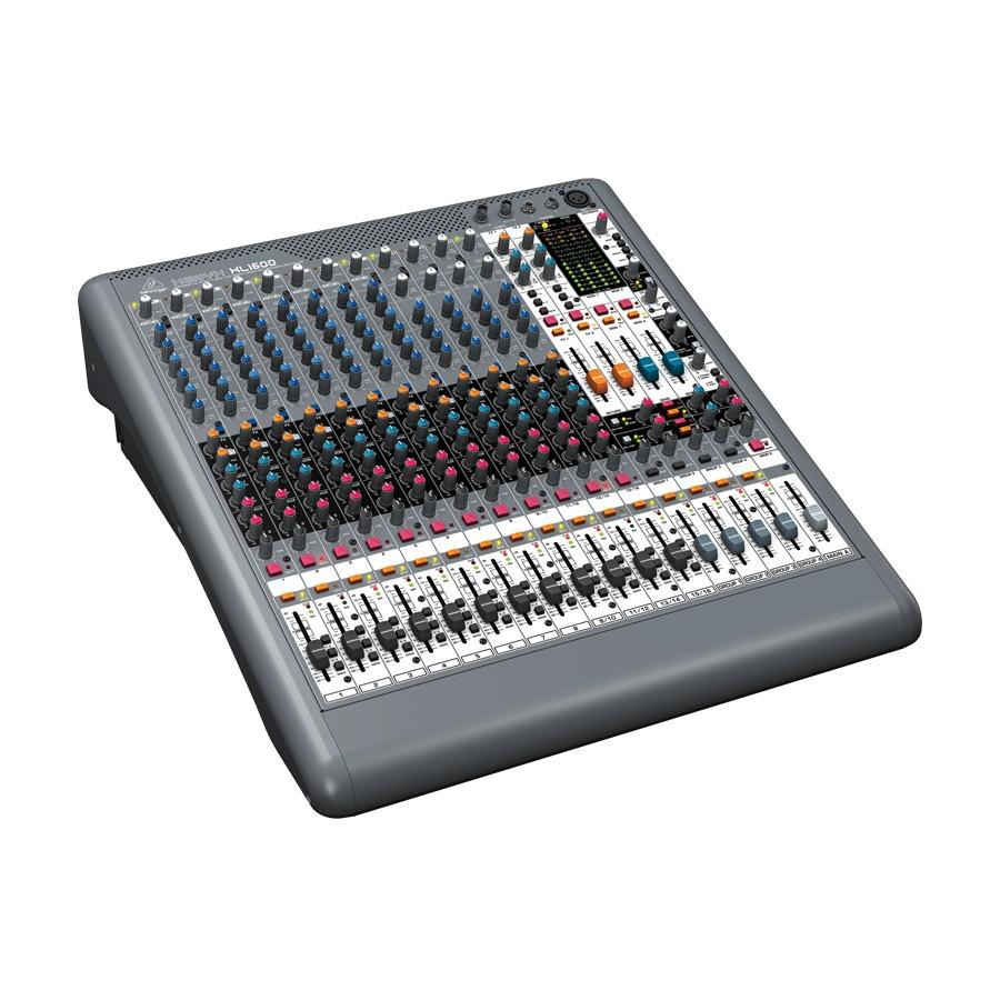 Mesa Behringer Xenyx XL1600  - Transa Som Instrumentos Musicais