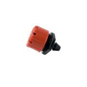 Gotejador Ajustável 0-40 L/Hora (Irritec) - Kit 20 Un.