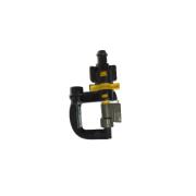 Microaspersor NaanDanJain Hadar 7110 Bocal Amarelo Rotor Invertido (Embutir) - Kit 10 Un.