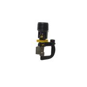 Microaspersor NaanDanJain Hadar 7110 Bocal Amarelo Rotor Invertido (Rosca 1/2