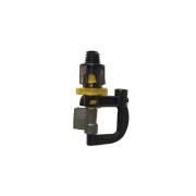 Microaspersor NaanDanJain Hadar 7110 Bocal Amarelo Rotor Invertido (Rosca 3/8