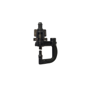 Nebulizador NaanDanJain Hadar 7110 Bocal Preto Invertido (Embutir) - Kit 10 Un.