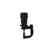 Nebulizador NaanDanJain Hadar 7110 Bocal Preto Invertido (Rosca 1/2'') - Kit 10 Un.
