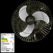 Ventilador Linha 60 Cm Premium/Gold - Parede