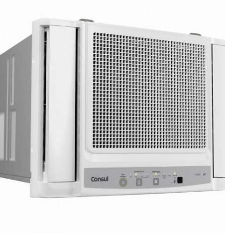 Ar Condicionado Consul Janela 7.500 BTUs Frio Eletrônico