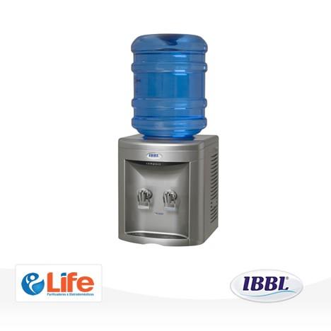 Bebedouro de Água Compact Prata - IBBL
