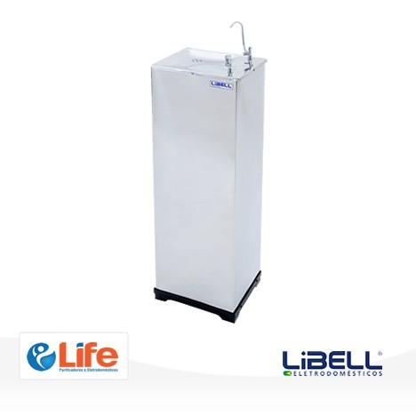 Bebedouro de Água de Pressão Press Inox - Libell