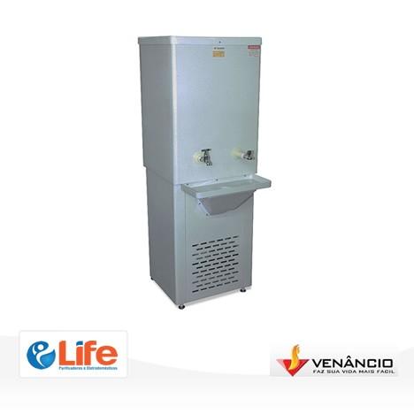 Bebedouro de Água Industrial 100L Inox RBI10 Venâncio