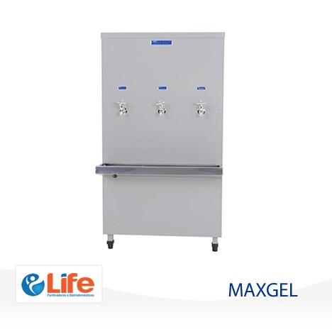 Bebedouro de Água Industrial Inox 100 Litros - MAX GEL