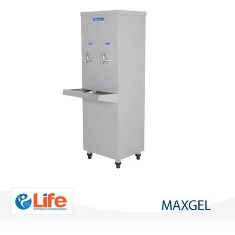 Bebedouro de Água Industrial Inox 25 Litros - MAX GEL