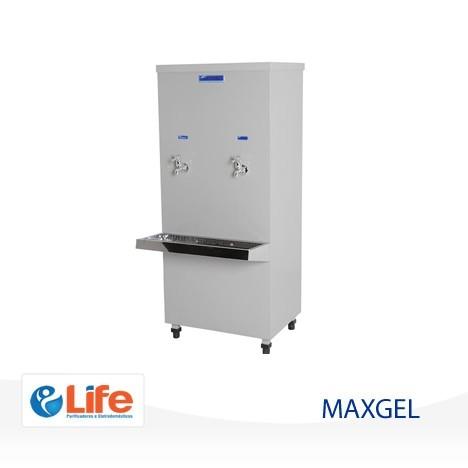 Bebedouro de Água Industrial Inox 50 Litros - MAX GEL