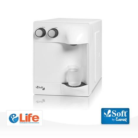 Purificador de Água Soft Plus Branco - 30 pessoas - Empresa