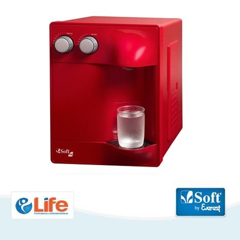 Filtro - Purificador de Água Soft Plus Cereja - 30 pessoas - Empresa