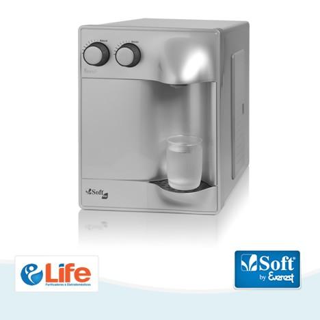 Purificador de Água Soft Star Prata  -  Life Purificadores e Eletrodomésticos