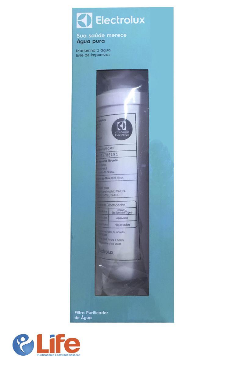 Filtro Electrolux PAPPCA10 - Aplicação em Purificadores PA10N, PA20G, PA25G, PA30G e PA40G