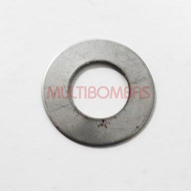 Albacete Arruela aço inox Inferior (válvula de 1 1/2)