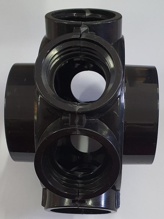 Nautilus Distribuidor crepinas 60 mm com furo passante - tudoparabombas