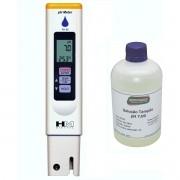 COMBO Medidor de PH-80 + Solução de Calibração PH 7.0
