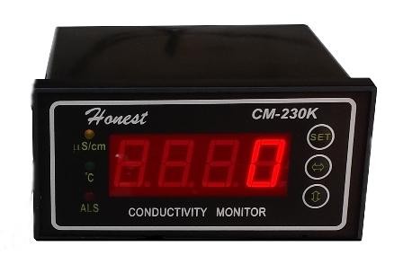 Monitor de Condutividade Elétrica CM-230K