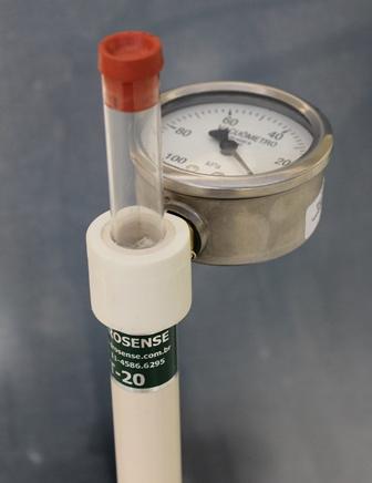 Tensiômetro Analógico 40cm
