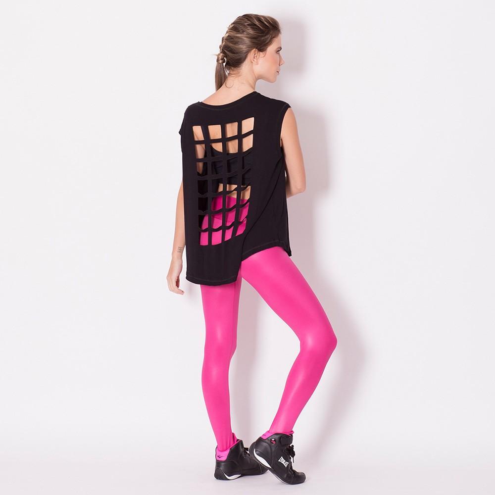 Blusa Go Fit Rio Fitness Recorte Laser Costa - Go Fit Rio - Loja Online de Moda  Fitness 450067c9a21