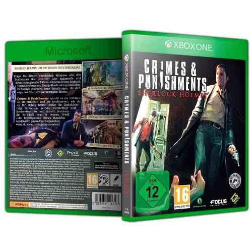 Jogo Crimes & Punishments Xbox One