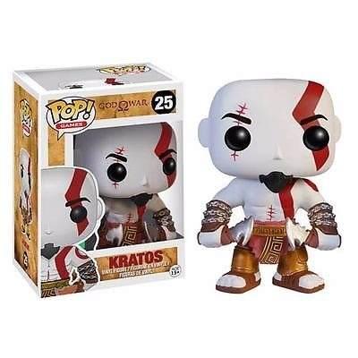 Kratos God Of War - Funko Pop