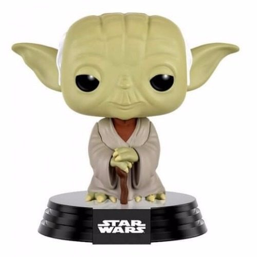 Yoda Dagobah Star Wars Funko Pop