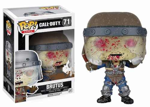 Brutus Call Of Duty - Funko Pop! Games