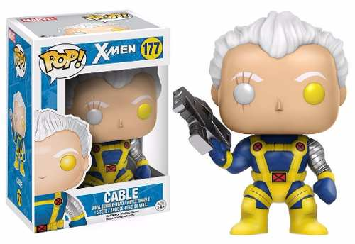 Cable - Funko Pop! Marvel: X-men
