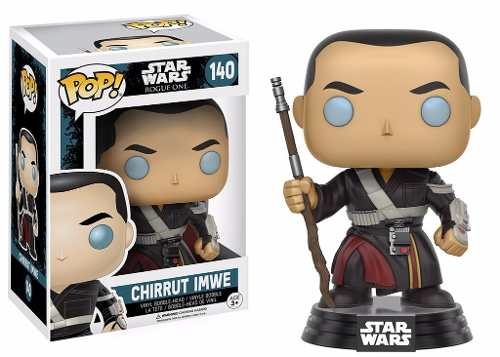 Chirrut Imwe - Funko Pop! Star Wars: Rogue One