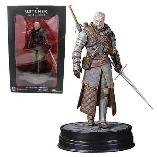 Action Figure The Witcher 3 - Geralt Grandmaster