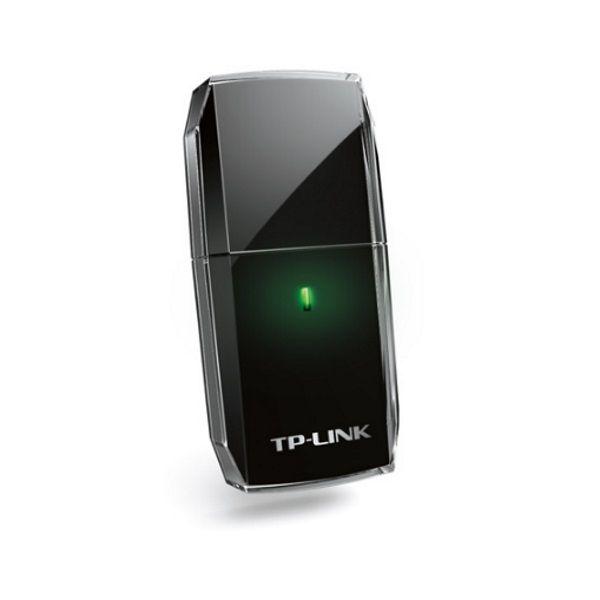 Adaptador Tp-Link AC600 Wireless Dual Band Usb